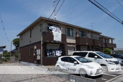 埼玉県南埼玉郡白岡町、新白岡駅徒歩5分の築9年 2階建の賃貸アパート