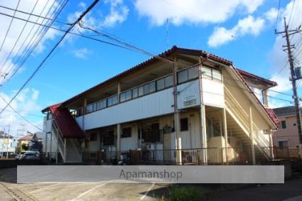 埼玉県加須市、花崎駅徒歩5分の築25年 2階建の賃貸アパート