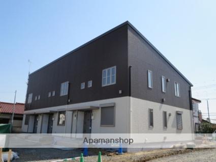 埼玉県加須市、花崎駅徒歩14分の築2年 2階建の賃貸アパート