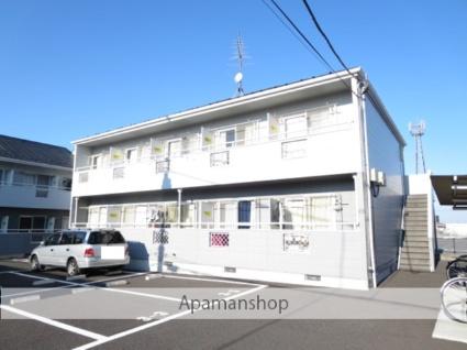 埼玉県久喜市、久喜駅徒歩20分の築24年 2階建の賃貸アパート