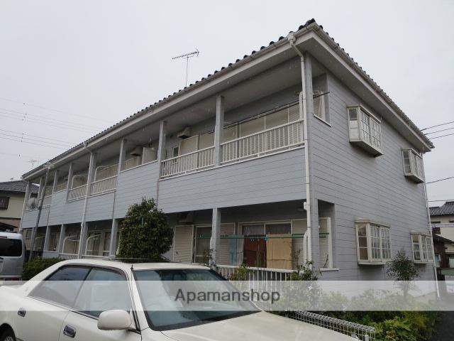 埼玉県久喜市、久喜駅徒歩20分の築27年 2階建の賃貸アパート