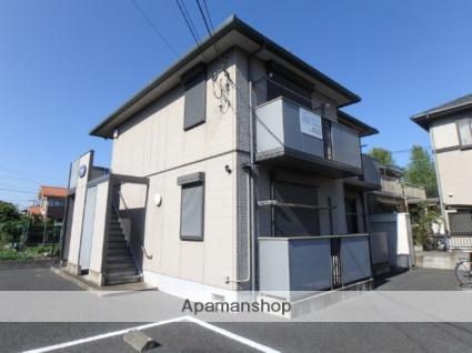 埼玉県春日部市、春日部駅徒歩16分の築3年 2階建の賃貸アパート