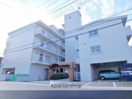 埼玉県春日部市、春日部駅徒歩10分の築28年 5階建の賃貸マンション