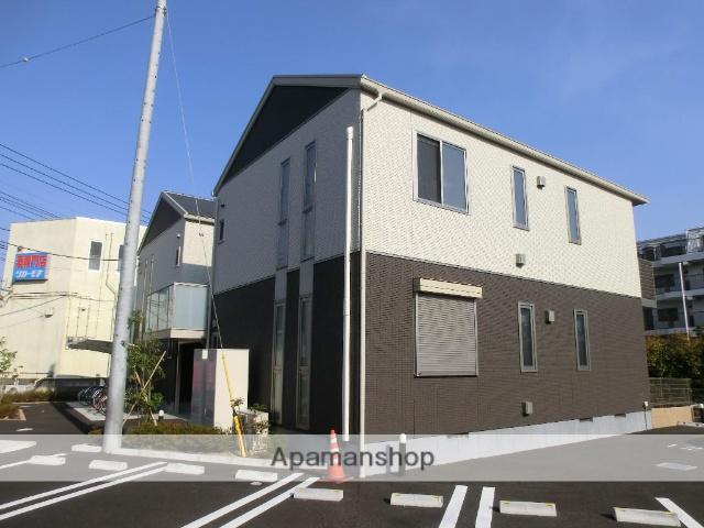 埼玉県久喜市、久喜駅徒歩17分の築7年 2階建の賃貸アパート
