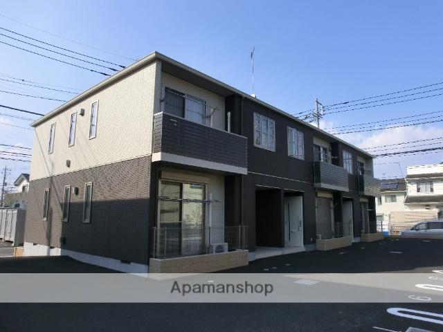 埼玉県久喜市、久喜駅徒歩17分の築6年 2階建の賃貸アパート
