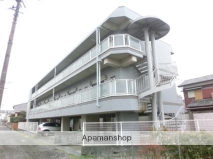 埼玉県久喜市、久喜駅徒歩7分の築22年 3階建の賃貸マンション