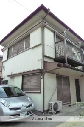埼玉県久喜市、久喜駅徒歩15分の築34年 2階建の賃貸テラスハウス