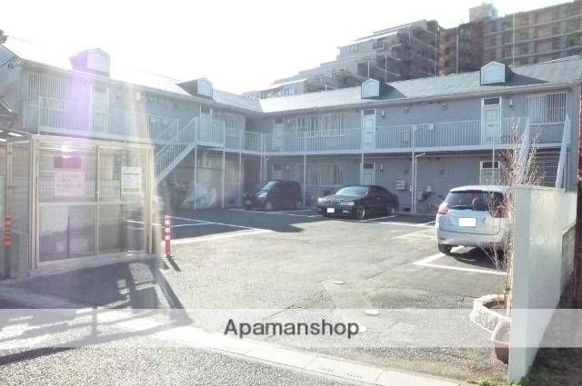 埼玉県久喜市、東鷲宮駅徒歩30分の築29年 2階建の賃貸アパート