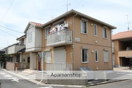 埼玉県久喜市、久喜駅徒歩16分の築11年 2階建の賃貸アパート