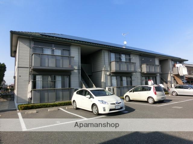埼玉県久喜市、久喜駅徒歩12分の築12年 2階建の賃貸アパート