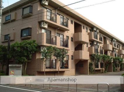 埼玉県久喜市、久喜駅徒歩8分の築27年 3階建の賃貸マンション