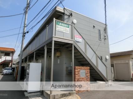 埼玉県さいたま市岩槻区、岩槻駅徒歩9分の築9年 2階建の賃貸アパート