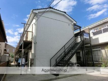 埼玉県さいたま市岩槻区、岩槻駅徒歩20分の築19年 2階建の賃貸アパート