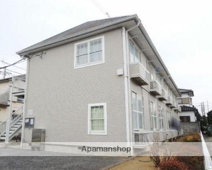 埼玉県さいたま市岩槻区、岩槻駅徒歩18分の築20年 2階建の賃貸アパート