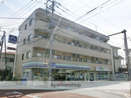 埼玉県さいたま市岩槻区、蓮田駅徒歩75分の築21年 4階建の賃貸マンション