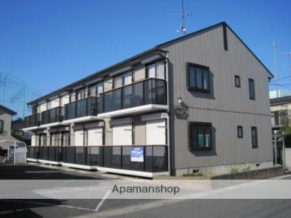埼玉県さいたま市岩槻区、岩槻駅徒歩17分の築22年 2階建の賃貸アパート