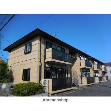 埼玉県さいたま市岩槻区、岩槻駅徒歩13分の築14年 2階建の賃貸アパート