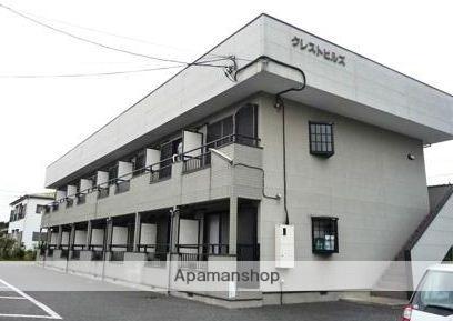 埼玉県さいたま市岩槻区、岩槻駅徒歩12分の築20年 2階建の賃貸アパート