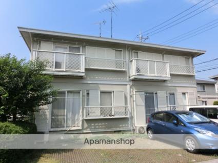 埼玉県さいたま市岩槻区、岩槻駅徒歩20分の築23年 2階建の賃貸アパート