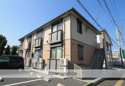 埼玉県さいたま市岩槻区、東岩槻駅徒歩3分の築12年 2階建の賃貸アパート