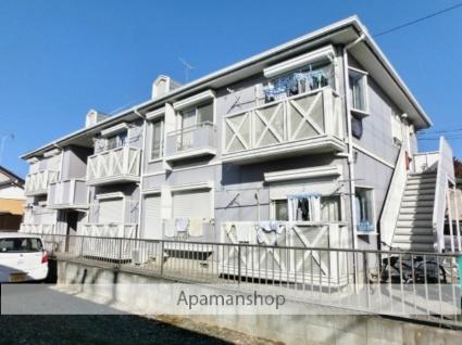 埼玉県さいたま市岩槻区、岩槻駅徒歩18分の築24年 2階建の賃貸アパート