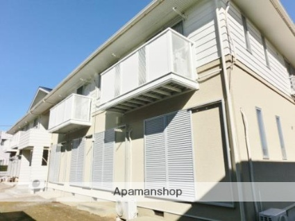 埼玉県さいたま市岩槻区、岩槻駅徒歩13分の築28年 2階建の賃貸アパート