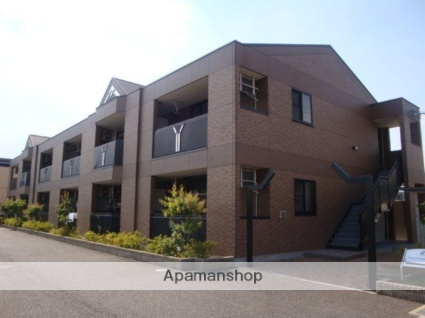 埼玉県さいたま市岩槻区、春日部駅徒歩85分の築7年 2階建の賃貸アパート