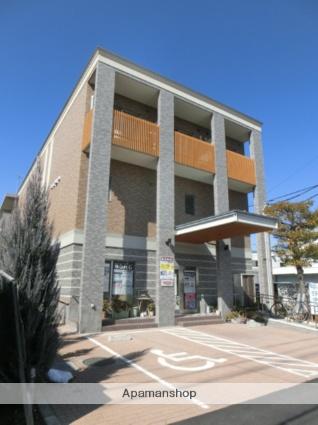 埼玉県さいたま市岩槻区、岩槻駅徒歩3分の築7年 3階建の賃貸マンション