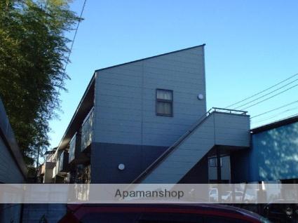 埼玉県さいたま市岩槻区、岩槻駅徒歩7分の築21年 2階建の賃貸アパート