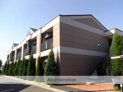 埼玉県さいたま市岩槻区、岩槻駅徒歩18分の築10年 2階建の賃貸アパート