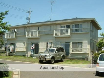 埼玉県さいたま市岩槻区、岩槻駅徒歩20分の築22年 2階建の賃貸アパート