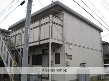 埼玉県さいたま市岩槻区、岩槻駅徒歩14分の築23年 2階建の賃貸アパート