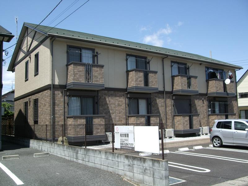 埼玉県深谷市、深谷駅徒歩18分の築9年 2階建の賃貸アパート