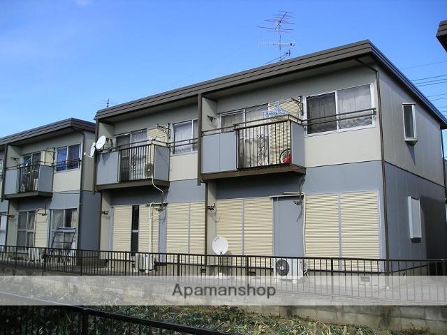 埼玉県熊谷市、籠原駅徒歩18分の築30年 2階建の賃貸アパート