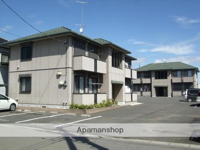 埼玉県深谷市、籠原駅徒歩20分の築15年 2階建の賃貸アパート