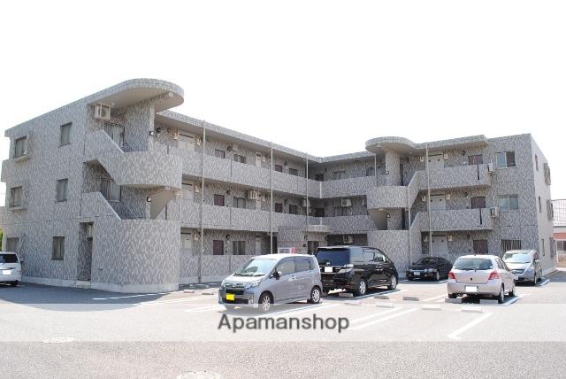 埼玉県深谷市、武川駅徒歩7分の築8年 3階建の賃貸マンション