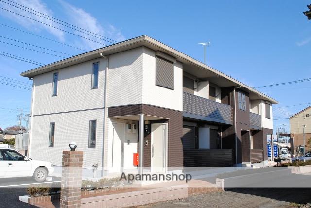 埼玉県深谷市、深谷駅徒歩14分の築5年 2階建の賃貸アパート