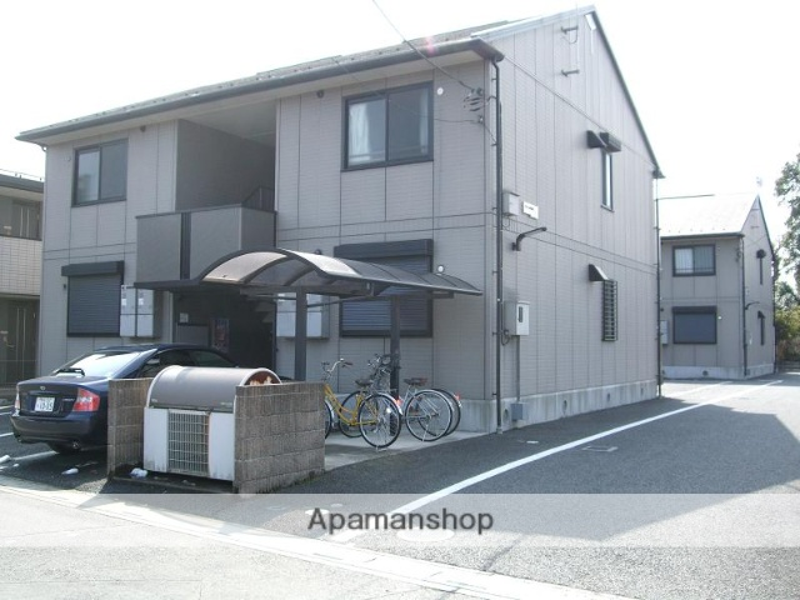 埼玉県熊谷市、籠原駅徒歩13分の築16年 2階建の賃貸アパート