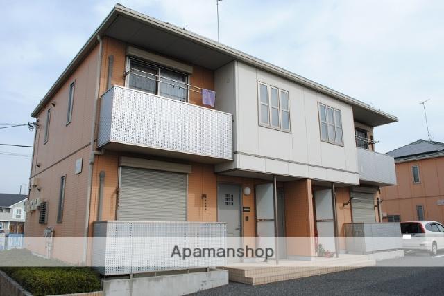 埼玉県深谷市、深谷駅徒歩20分の築12年 2階建の賃貸アパート
