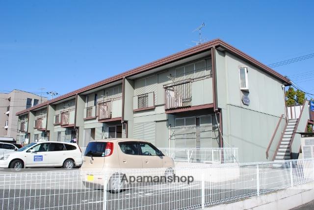 埼玉県深谷市、深谷駅徒歩31分の築33年 2階建の賃貸アパート