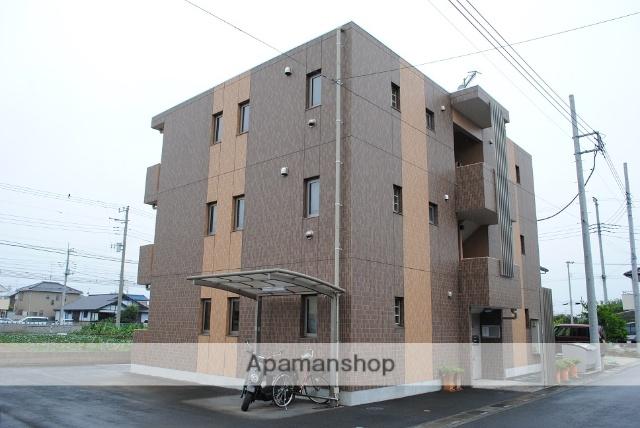 埼玉県深谷市、深谷駅徒歩18分の築5年 3階建の賃貸マンション