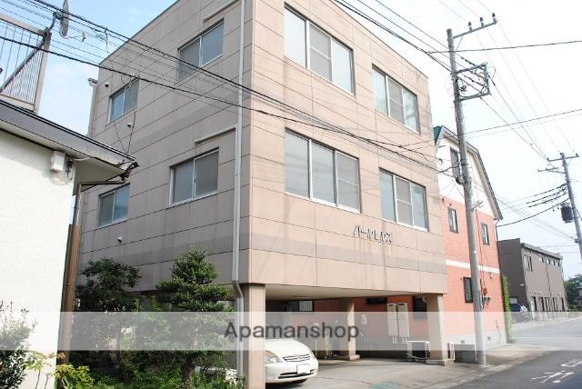 埼玉県熊谷市、籠原駅徒歩6分の築15年 3階建の賃貸アパート