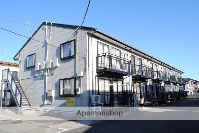 埼玉県深谷市、深谷駅徒歩18分の築15年 2階建の賃貸アパート