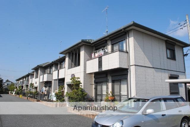 埼玉県深谷市、武川駅徒歩5分の築13年 2階建の賃貸アパート