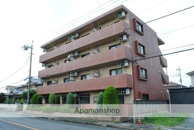 埼玉県深谷市、深谷駅徒歩22分の築12年 4階建の賃貸マンション