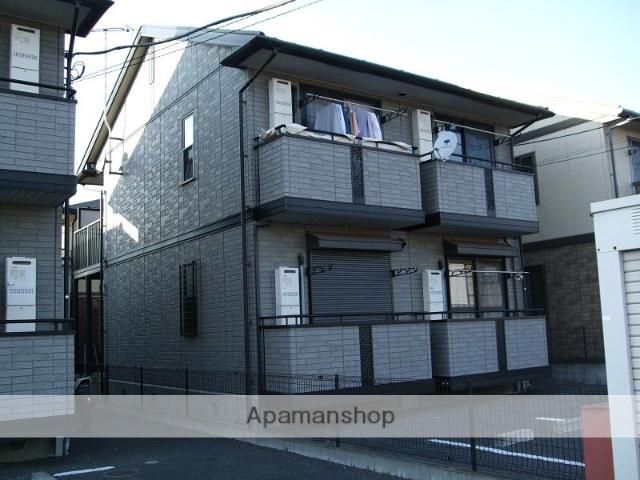 埼玉県深谷市、深谷駅徒歩17分の築18年 2階建の賃貸アパート