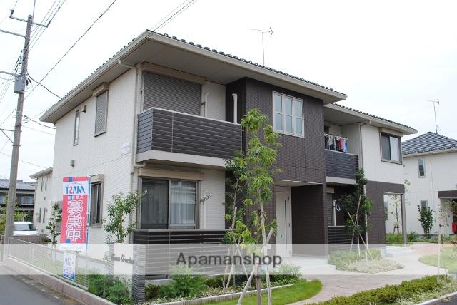 埼玉県深谷市、深谷駅徒歩12分の築3年 2階建の賃貸アパート
