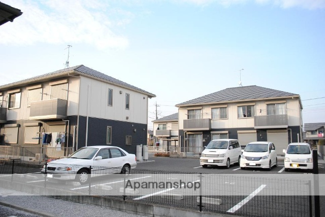 埼玉県深谷市、小前田駅徒歩10分の築9年 2階建の賃貸アパート