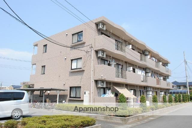 埼玉県深谷市、深谷駅徒歩20分の築14年 3階建の賃貸マンション