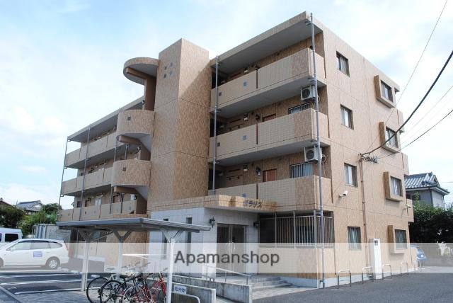 埼玉県熊谷市、籠原駅徒歩6分の築7年 4階建の賃貸マンション